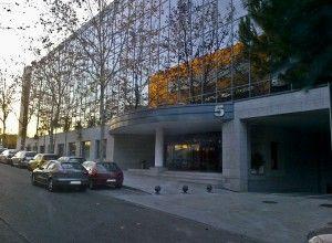 Traslado de la sede de Conasa en Madrid