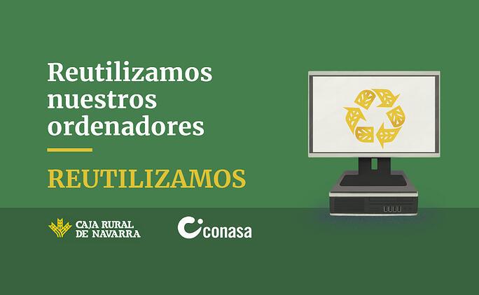 Conasa colabora con Caja Rural en la campaña