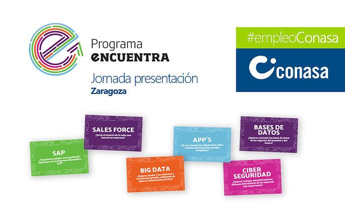 Conasa participa en la jornada de presentación del Programa Encuentra