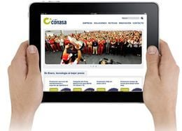 CONASA, empresa homologada por la Dirección General de Patrimonio del Estado para la prestación de servicios de Desarrollo de Sistemas de Información