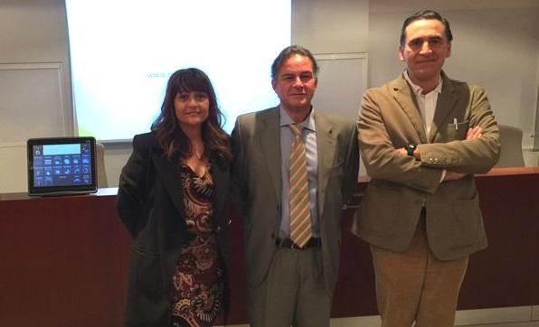 Presentación de Tobii Dynavox en el Hospital Universitario de La Paz