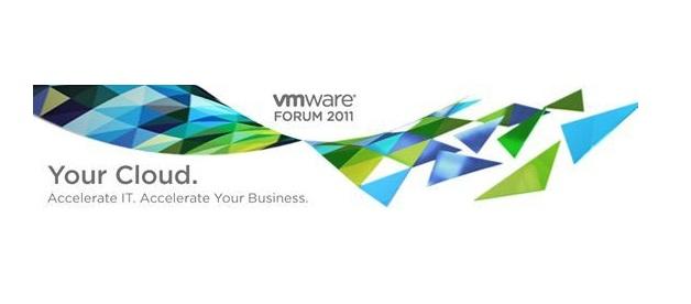Patrocinadores del vmware forum 2011